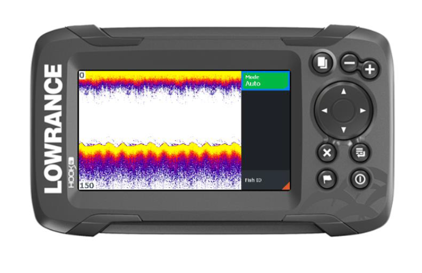 Lowrance Hook² 4x Bullet GPS