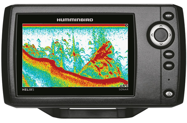 humminbird helix 5 sonar g2 - technology for anglers, Fish Finder