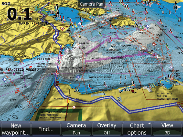 Navionics Platinum Plus 34P+ - Technology for anglers