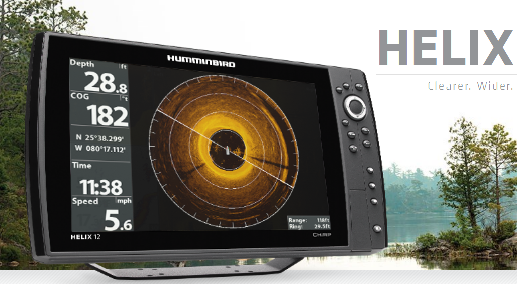 news from humminbird - technology for anglers, Fish Finder
